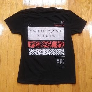 Tops - Twenty One Pilots Shirt